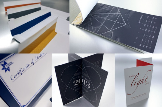 Designing One-Color Print Marketing that Makes a Statement