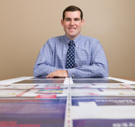 Steven Bogue is the president ofAll Color Printers.