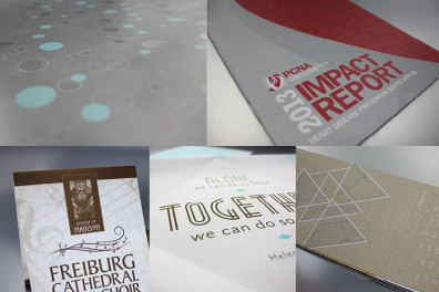 Designing and Printing with Metallic Ink