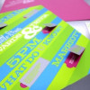 DESIGNING AND PRINTING WITH METALLIC INK: PULL-TAB EVENT INVITATION MAILER