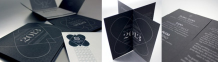 Event Campaign Materials: DESIGNING AND PRINTING WITH METALLIC INK