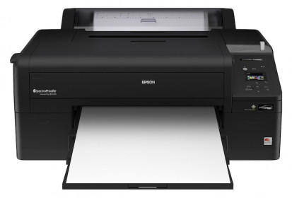 PRINT 17 New product Showcase: The SureColor P5000 Commercial Edition with SpectroProofer from Epson America.