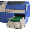 Spiel Associates' Sterling DigiBinder Plus fully-automated PUR perfect binder.