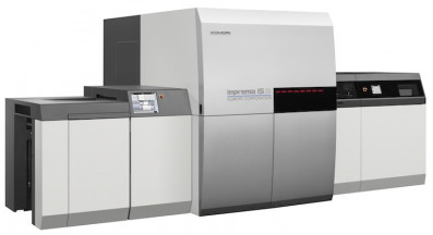 PRINT 17 New Product Showcase: The Impremia IS29 from Komori America.
