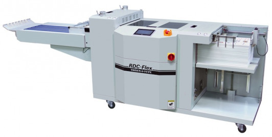 The RDC-Flex rotary diecutter from THERM-O-TYPE.