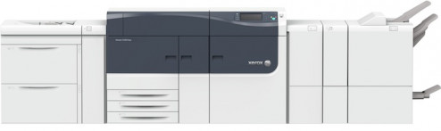 PRINT 17 New Product Showcase: The Xerox Versant 180 press.