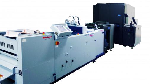 The Horizon Bookletmaker SPF-200HP.