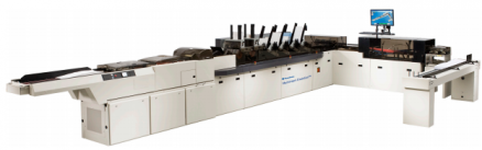 The FTS - Flexible Transactional System - high-speed intelligent inserter sold by MCS Inc.