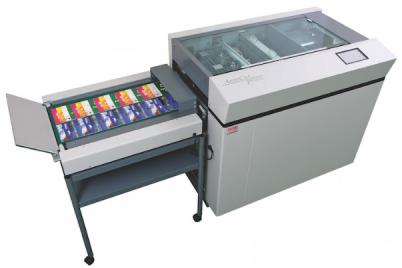 PRINT 17 New product Showcase: The MBM Aerocut Prime Complete finishing system.