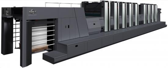 RMGT 9 Series Press