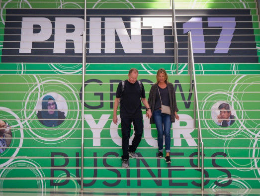 PRINT 17 Opens a New Era for Graphic Communications Trade Shows