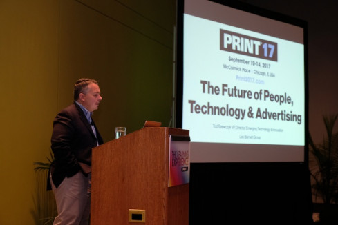 Leo Burnett's Tod Szewczyk looks at the future of technology and people.