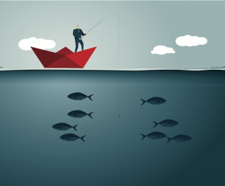 Sales and Fishy Marketing