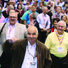 Enthusiastic attendees packed McCormick Place for PRINT 17.