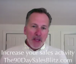 A Quarterly Prospecting Goal - Short Attention Span Sales Tip