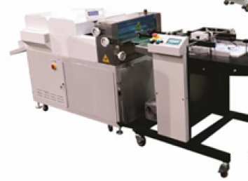 Kluge to Demonstrate Multiple Machines at PRINT17 - OmniCoat 3000