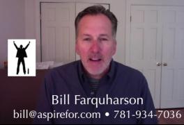 Bill Farquharson - Short attention sales tip