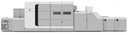 The Océ VarioPrint i300 printer.