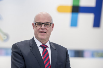 """Heidelberg CEO Rainer Hundsdörfer: """"With the recertifications to ISO 9001 and ISO 14001, we are underlining the fact that Heidelberg stands for maximum quality and sustainability."""""""