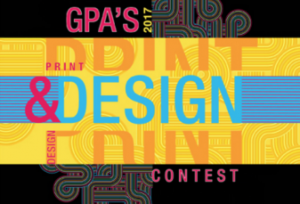 GPA Print & Design Contest - 2017