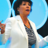 """At the Women in Print Alliance Breakfast, keynote speaker Fawn Germer, Premier Leadership and Work Life Balance Speaker, urged women to """"Make decisions based on what you want to do to get a full life."""""""