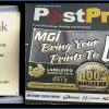 MGI Gold Ink Award for PostPress magazine's Cover Card