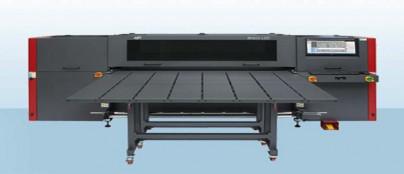 The EFI 16h hybrid printer: Ricoh Expands Its Wide-Format portfolio with EFI Vutek Hybrid Printers