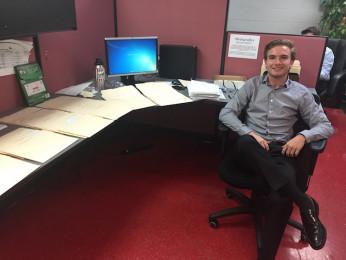 Another intern who participated in Modagrafics internship program.