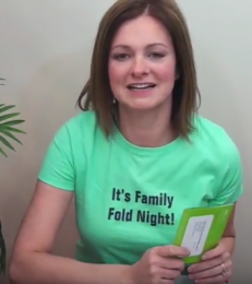 Simple Self-Mailing Double Parallel Coupon Mailer: 60-Second Fold of the Week