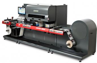 The EFI Jetrion 4900 press.