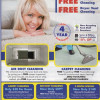 This direct mail campaign is from TheHomeMag