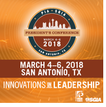 2018 President's Conference Keynotes Announced