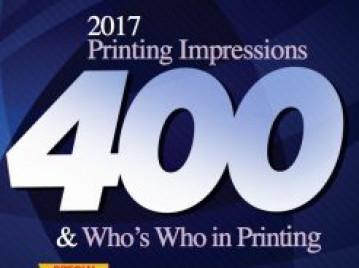 2017 <em>Printing Impressions</em> 400 Printers List Reveals Key Industry Trends