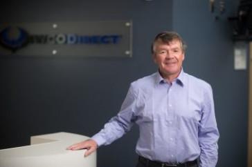 Jim Andersen, CEO of IWCO Direct