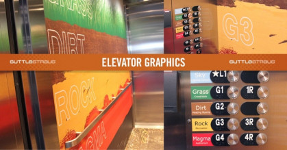 Elevator Graphics from Suttle-Straus.