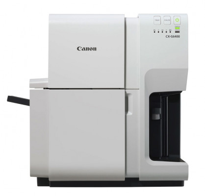 Introducing trusted business solutions with canon inkjet card printers the x g6400 inkjet card printer reheart Image collections
