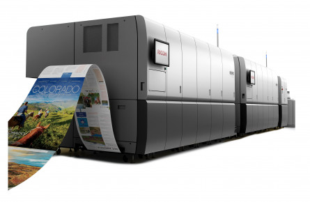 Publishers' Graphics Chooses Ricoh's Inkjet Technology to Meet Customers' Demands for Quality and Speed