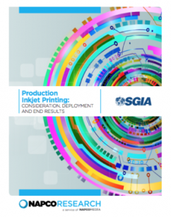 Who is Really Adopting Production Inkjet Printing Technology?