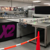 Graphic Systems' Onset X2 is ideal for producing fast-turnaround, high-quality retail graphics.