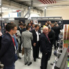 Attendees also saw proofs that were printed using Durst printing technology.