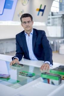 Dirk Kaliebe, CFO of Heidelberg