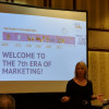 Ricoh Marketing Innovator Symposium: Carla Johnson, chief experience officer at Type A Communications, discussed how marketing has changed through the years.