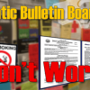 Why Company Bulletin/Message Boards Don't Work