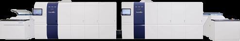 SCREEN's Truepress Jet520HD high-speed, roll-fed inkjet press.
