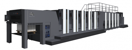 VISOgraphic Drives Productivity with RMGT 10 Series Press
