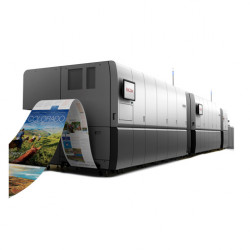 DTI has installed a second RICOH Pro VC60000 color digital inkjet web printing press.
