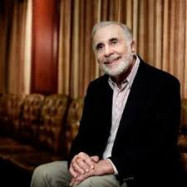 Activist investor Carl Icahn seeks to block the acquisition of Xerox by Fuji.