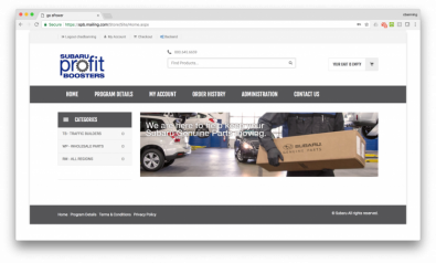 United Printing + Mailing Web-to-Print
