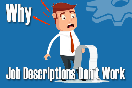 Why Job Descriptions Don't Work for New Hires