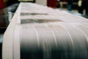 Canadian newsprint tariffs are hurting U.S. newspapers.